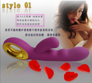 Female Masturbation Vibrator Stick Sex Toy pictures & photos