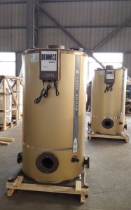 Vertical Oil/Gas Fired Hot Water Boiler pictures & photos