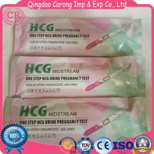 Female HCG Serum Pregancy Pen Test pictures & photos