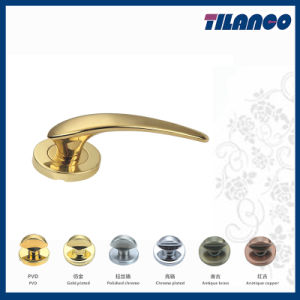 Nice Quality Zinc Alloy Pulling Handle /Lever Handle for Doors