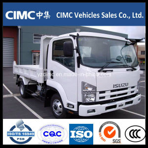 Japan Technology Isuzu 4X2 4tons Mini Dump Truck Hot Sale pictures & photos