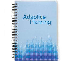 Clear Soft PVC Cover Printing Planner pictures & photos