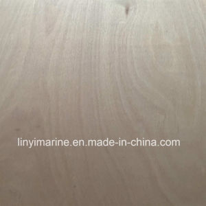Commercial Okoume Plywood 18mm WBP Glue BB/CC Grade pictures & photos