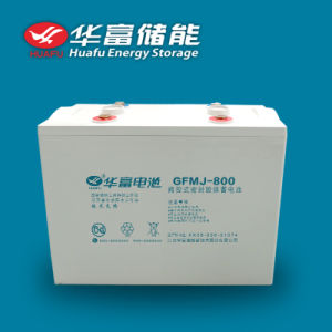 2V 800ah Deep Cycle Battery UPS Use Gel Battery pictures & photos