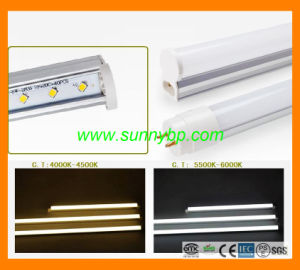 20W 1200mm Warm White 4ft Fluorescent LED Tube Light pictures & photos