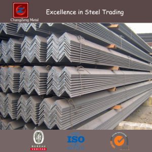 ASTM A36 Black Angle Iron for Building Material (25*2.5mm, 150*90*8mm) pictures & photos