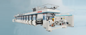 New Type Eight Color Used Printing Machine From China