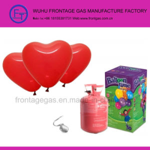 Ballonnen Grade 99.999% Portable Pakket Helium pictures & photos