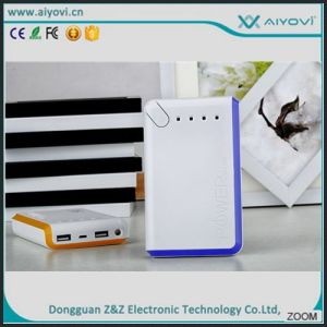 Portable Dual USB Mobile Phone Power Bank pictures & photos