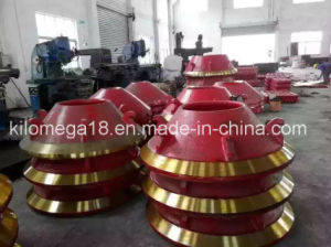 Cone Crusher Mantel and Concave with High Quality pictures & photos