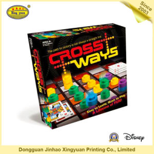 Customized Cross Ways Board Game with Your Own Design