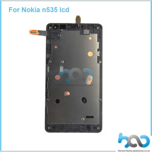 Mobile Phone Parts Display Touchscreen for Nokia N535 LCD Assembly