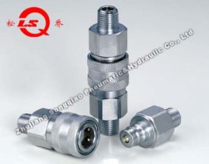 Lsq-S3 Close Type Hydraulic Quick Coupling (STEEL) pictures & photos