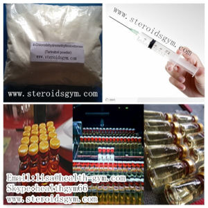 Raw Bodybuilding Bulk 4-Chlorodehydromethyltestosterone/ Oral Turinabol