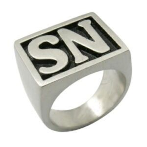 Son of Anarchy Sn Ring Stainless Steel Ring Theme Ring pictures & photos