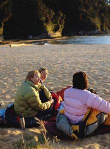 Rectangular Style T/C Camping Sleeping Bag pictures & photos