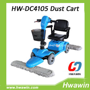 Ride on Floor Scrubber Dryer pictures & photos