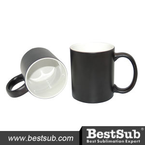 Bestsub 11oz Sublimation Magic Mug (B2CB-07) pictures & photos