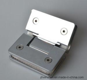 (XC-C135) 135 Degree Stainless Steel Glass Door Hinge pictures & photos