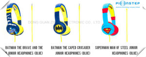 Top Sell and Popular Carton Headband Headphone for Children