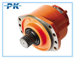 Replacement Poclain Hydraulic Motor Ms11 Radial Wheel Motor pictures & photos