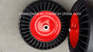 16 Inch Solid Rubber Wheel pictures & photos