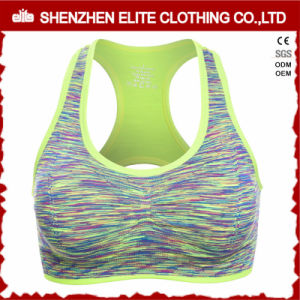 Wholesale Custom Band Spandex Sports Bra Yoga pictures & photos