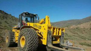 32ton Granite Block Handler for Brazil Quarry pictures & photos