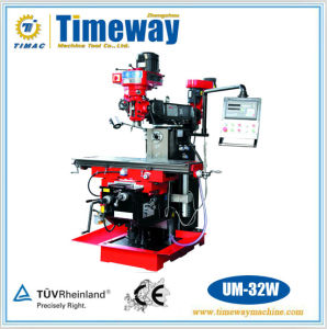 Universal Radial Arm Miling Machine (UM-32W) pictures & photos