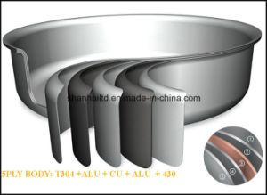 5ply Mini Pot Composite Body Sc240 pictures & photos
