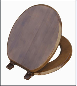 1301 Bamboo Toilet Seat Hot and Sale