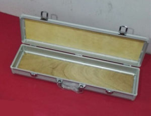 Customizable Sturdy Aluminum Alloy Gun Box pictures & photos