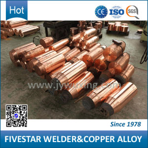Forged Copper Alloy Products with High Conductivity pictures & photos