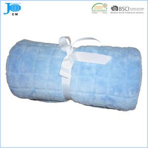Wholesale 100%Polyester Microfiber Coral Fleece Blanket pictures & photos