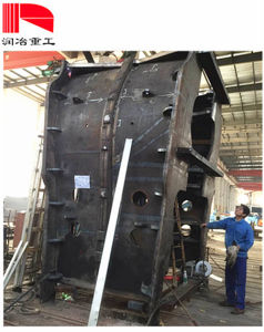 Wind Power Equipment Spare Part Processing Frame