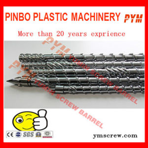 Hot Sell Plastic Extruder Screw and Barrel pictures & photos