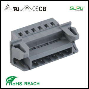 Supu Mcs Male Terminal Blocks Connector 2.5mm IEC 250V 12A pictures & photos