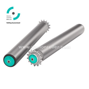 Steel Single/Double Sprocket Roller (2411/2421) pictures & photos