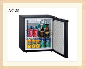 Home No Compressor Beer Can Cooler Mini Refrigerator Promotional pictures & photos