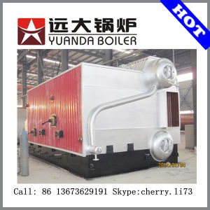 Factory Sell Automatic Feeding Wood Pellet Fired Boiler pictures & photos