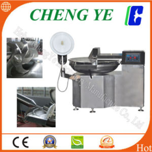 380V Meat Bowl Cutter / Cutting Machine Zb125 with CE Certification pictures & photos