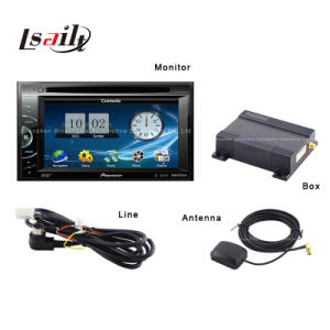 HD Car Special GPS Navigation Box for Pioneer, Avh-X1750, Avh-X5750 with 800X400, Rgboutput pictures & photos