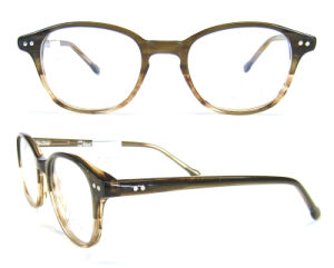 Kids Classical Retro Acetate Optical Frame pictures & photos