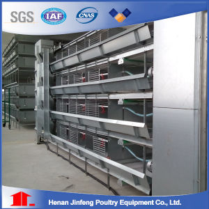 Full Automatic 20000 Layers Cage H Type Layer Rearing Cage pictures & photos