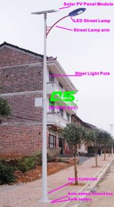WPSRR-8901 3~15m Municipal Road Hot DIP Galvanized Steet Light Pole style pictures & photos