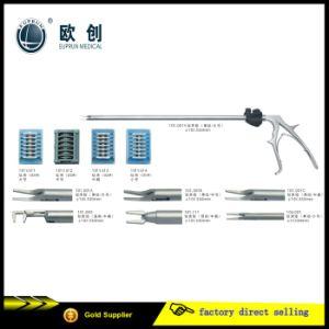 Laparoscopic Surgical Forceps Titanium Clip Applicators pictures & photos