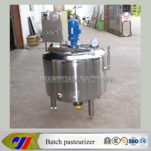 200L Blending Tank Fresh Milk Batch Pasteurizing Machine pictures & photos