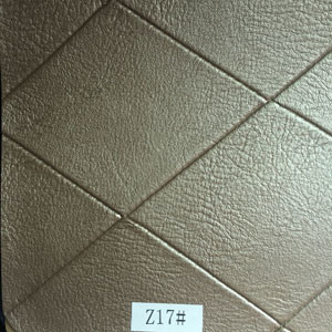 Synthetic Leather (Z17#) for Furniture/ Handbag/ Decoration/ Car Seat etc pictures & photos