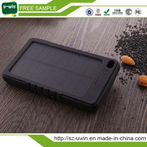 Solar Power Bank Charger Solar Power Bank 5000mAh pictures & photos