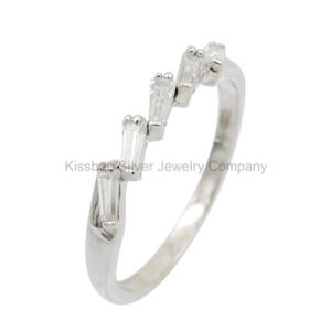 Pure Sterling Silver Jewelry Gift Elegant Finger Ring for Lady (KR3066) pictures & photos